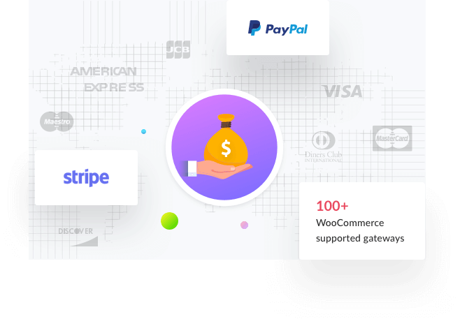 Hundreds of payment gateways