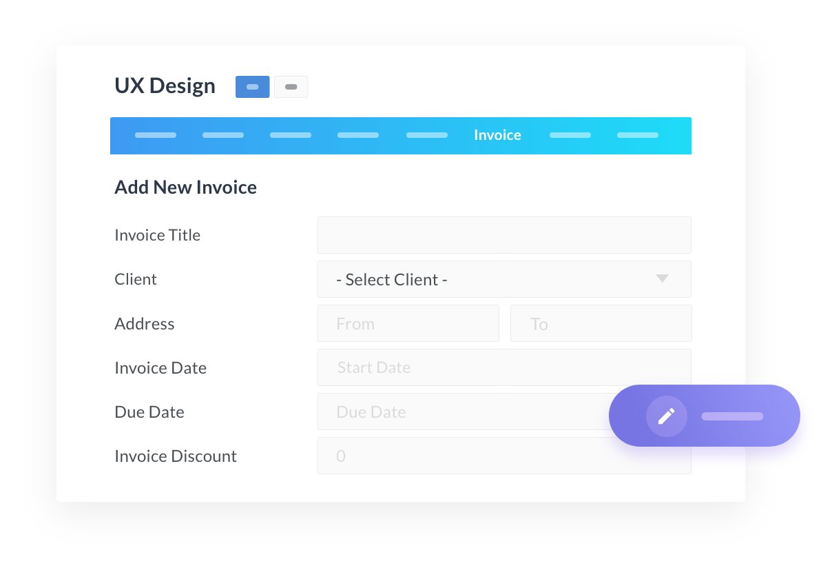 Easiest way to Create Invoice