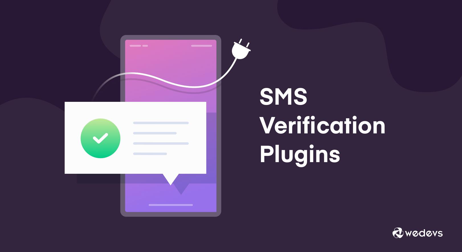 SMS Verification Plugin for WordPress