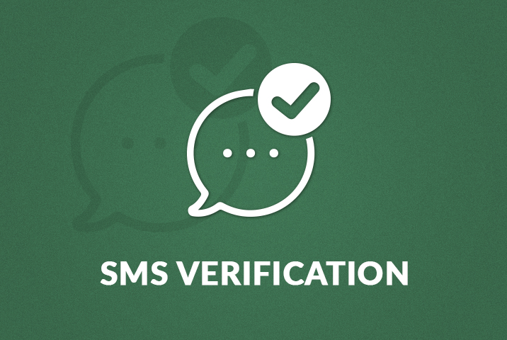 WP SMS Verification
