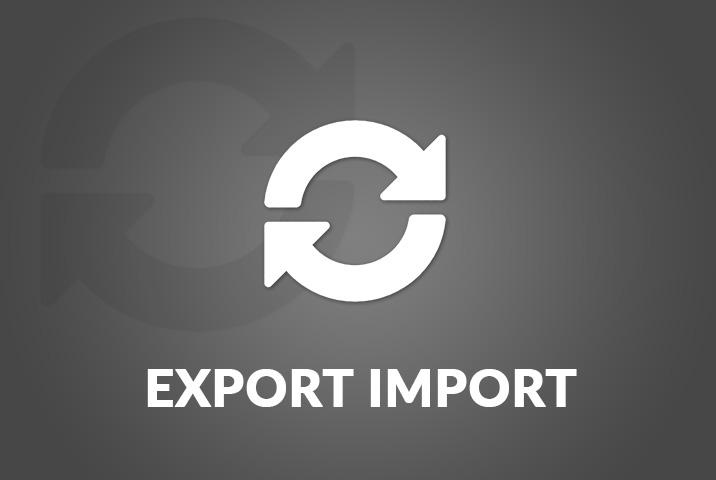Dokan Export Import