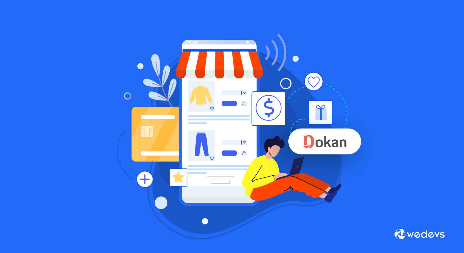 How Dokan can make your multi-vendor shop popular and user-friendly