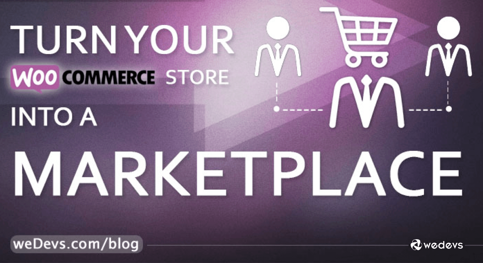 Turn your WooCommerce store into a Marketplace