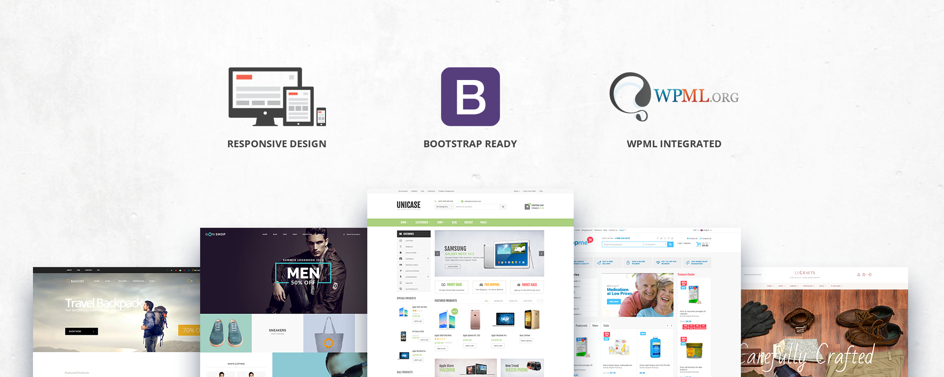 30+ Fully Compatible Themes for Dokan Multivendor at ThemeForest