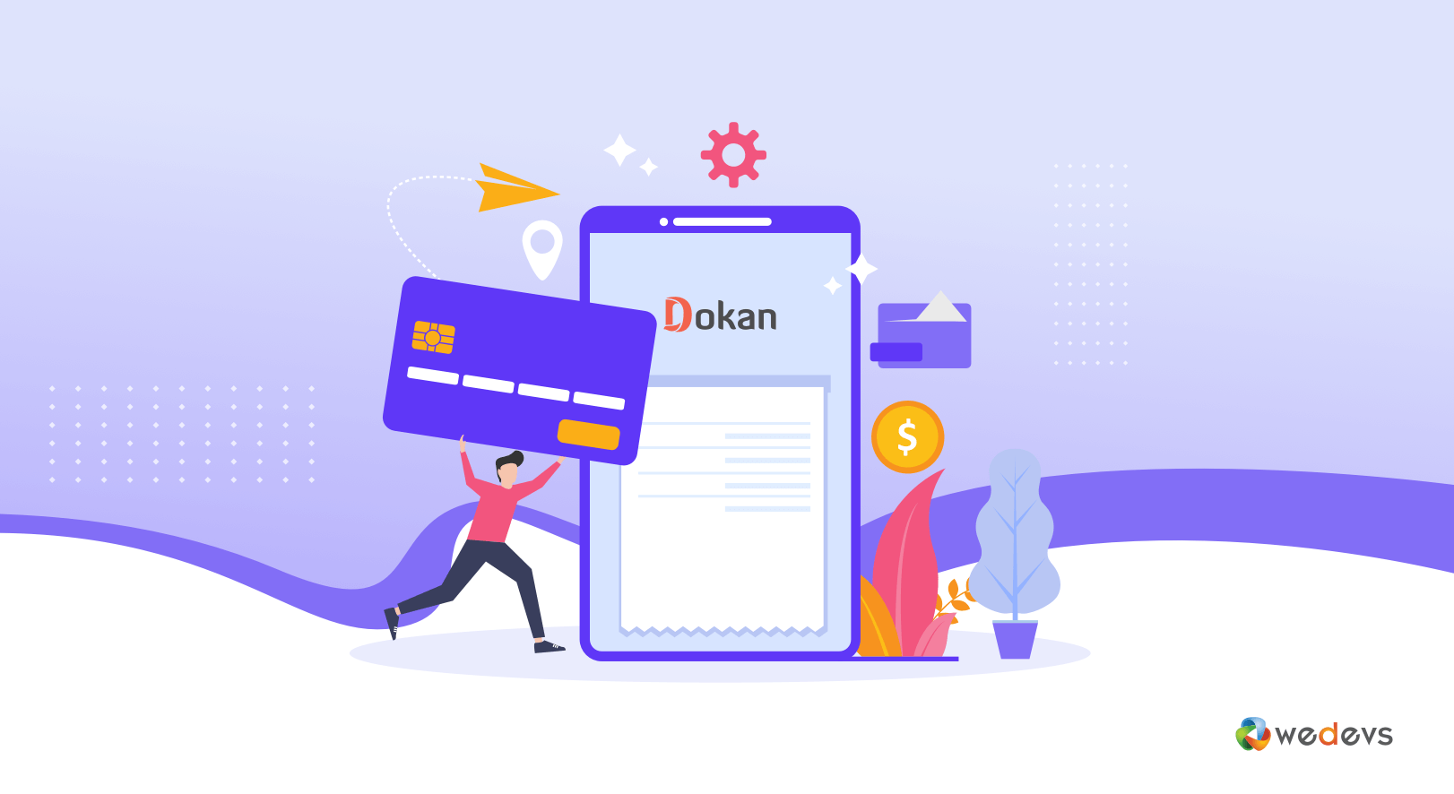 What are the Available Payment solutions in Dokan Multi-vendor Plugin?