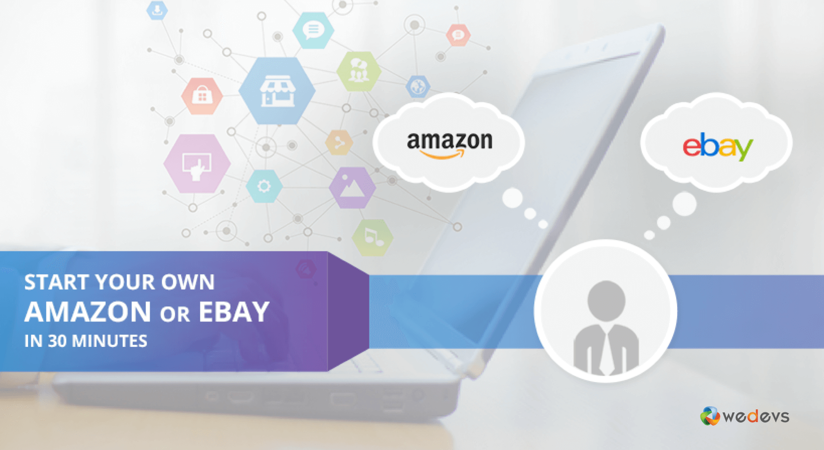 How to Create Amazon-like Marketplace in 30 Minutes using WooCommerce