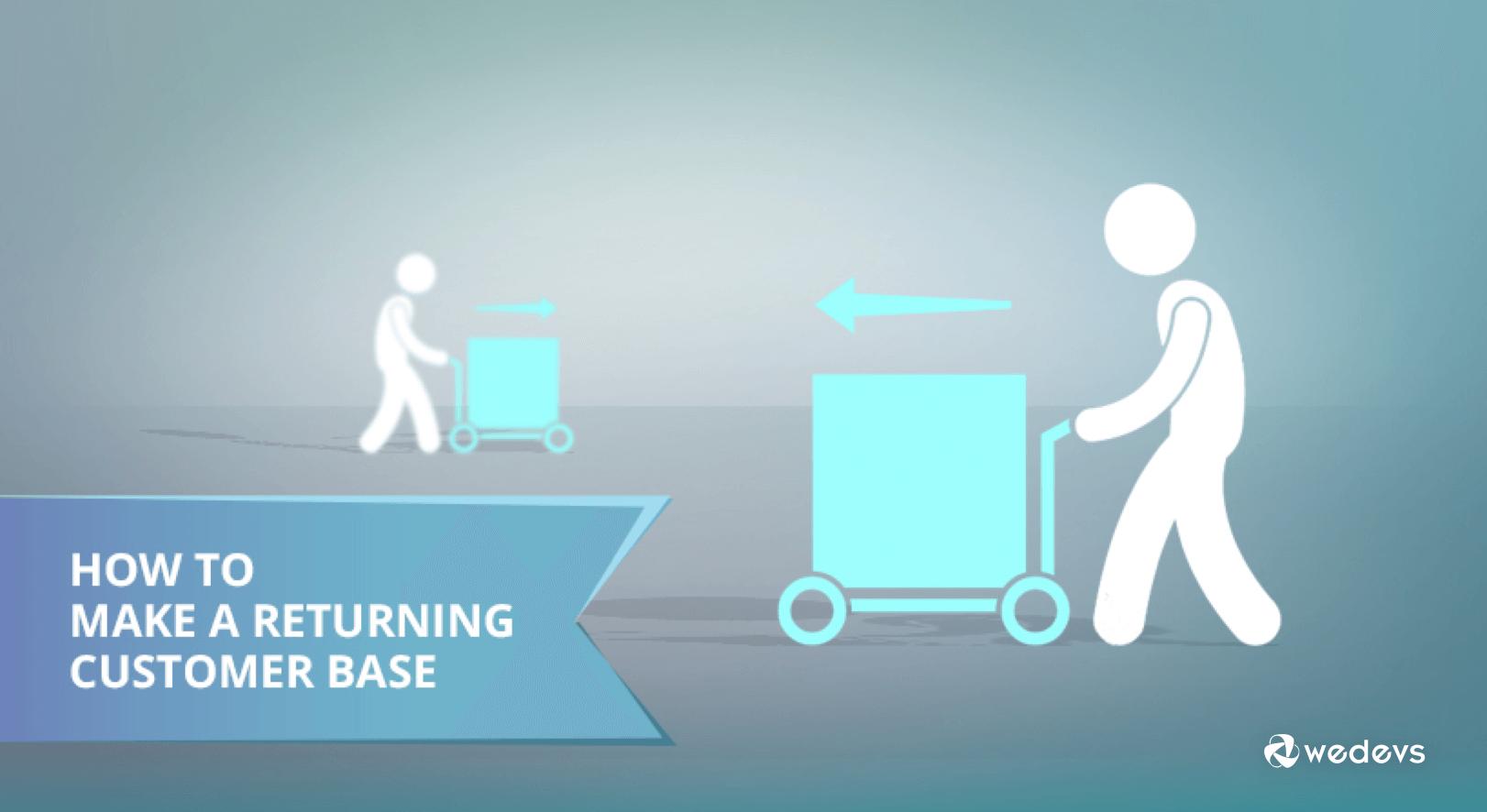 How to Make a Returning Customer Base