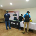 Other tables at WordCamp Pune