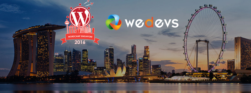 Here we come: WordCamp Singapore 2016!