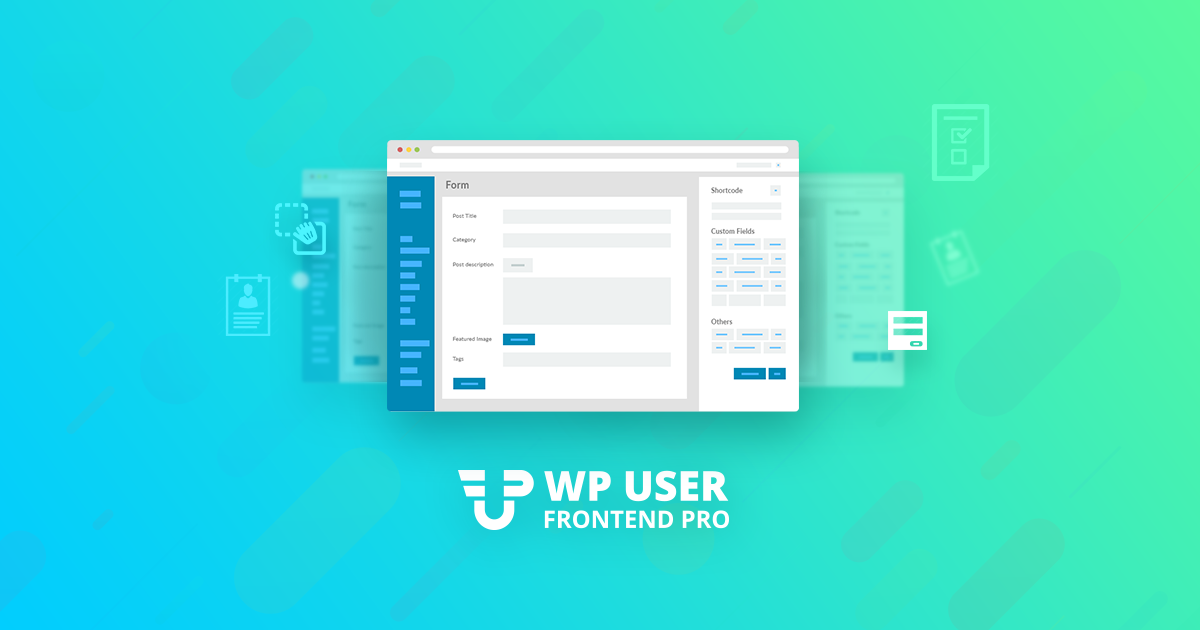 WP User Frontend Pro -Email Subscription Add-ons