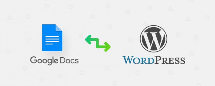 [Tutorial] How-To Save Google Docs Drafts as WordPress Posts