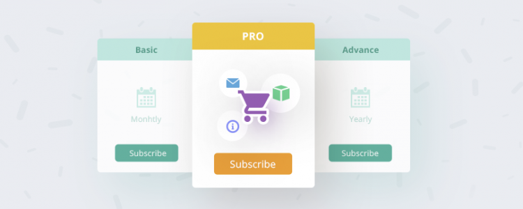 You Could Sell Subscription Based Services Like Amazon Prime