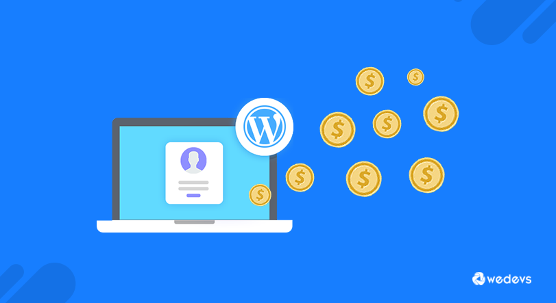 How to charge from guest users on WordPress