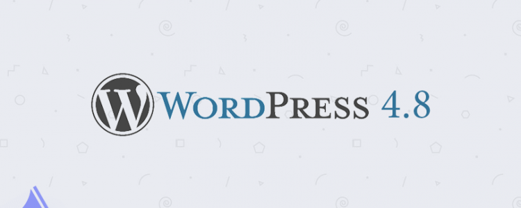 Upcoming Changes in WordPress 4.8