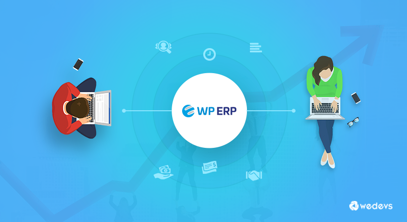 how weDevs using WordPress ERP