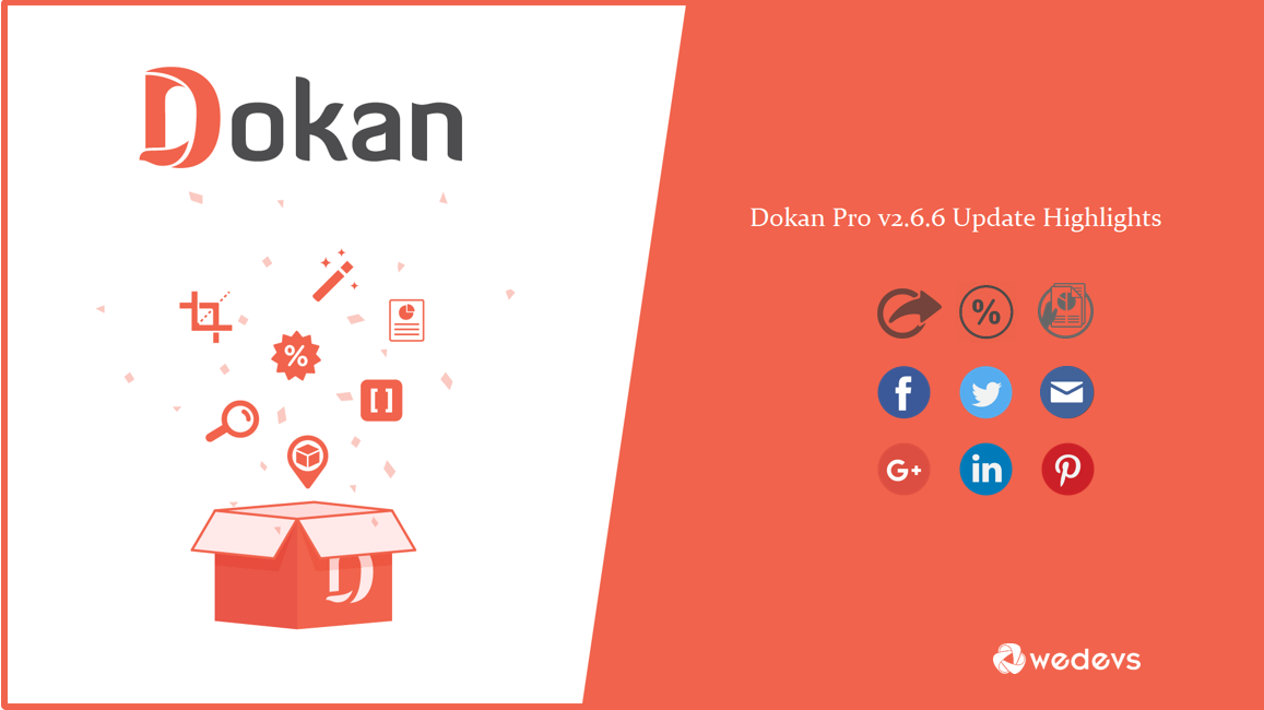 upcoming features of dokan