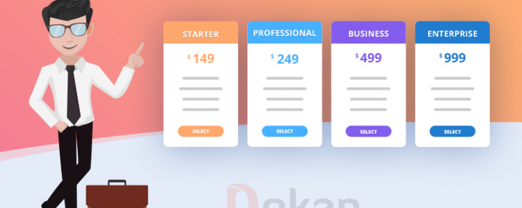 Dokan is Getting More Affordable: Price Reduction & Changes in Packages