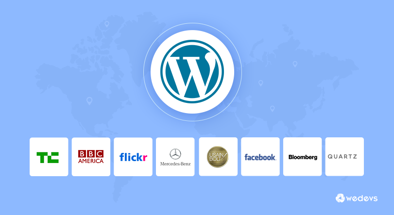Why Biggest Brands in the World Use WordPress and Who They Are