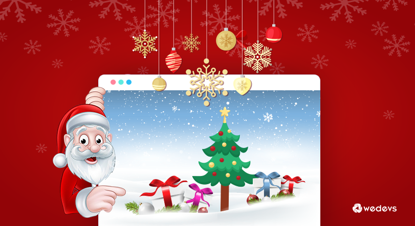 WordPress Christmas plugin