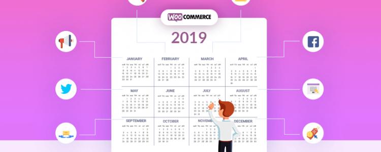 WooCommerce Marketing Calendar 2020