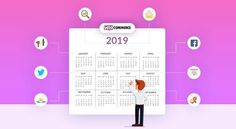 WooCommerce Marketing Calendar 2019