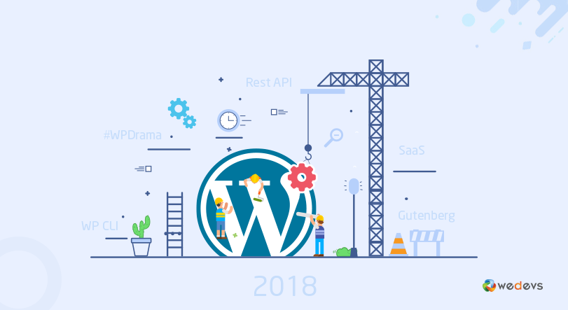 WordPress in 2018