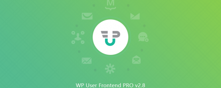 Make WordPress Even More Powerful with WP User Frontend Pro v2.8