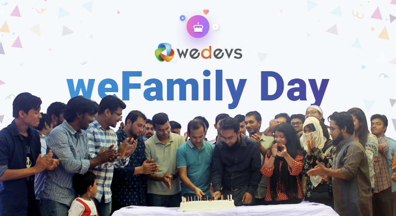 weFamily Day: A Day with Our Parents & Family
