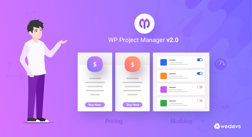 WP Project Manager v2.0: A Blazing Fast Experience & Changes in Packages
