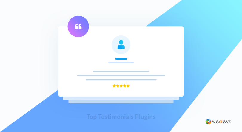 Top 5 WordPress Testimonial Plugins To Boost Your Online Business