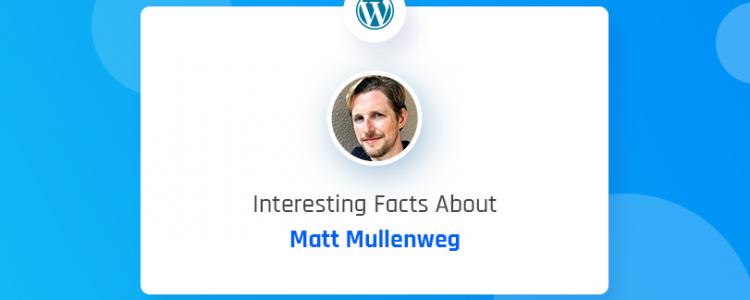 Matt Mullenweg story