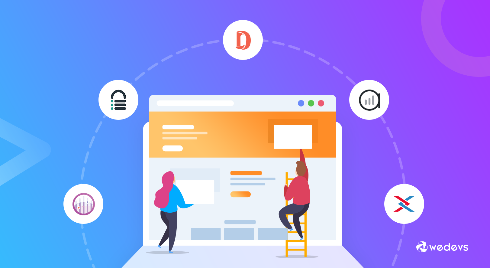 Best WooCommerce Plugins by weDevs