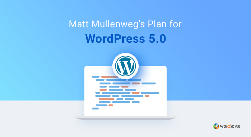 WordPress 5.0 Release Plan