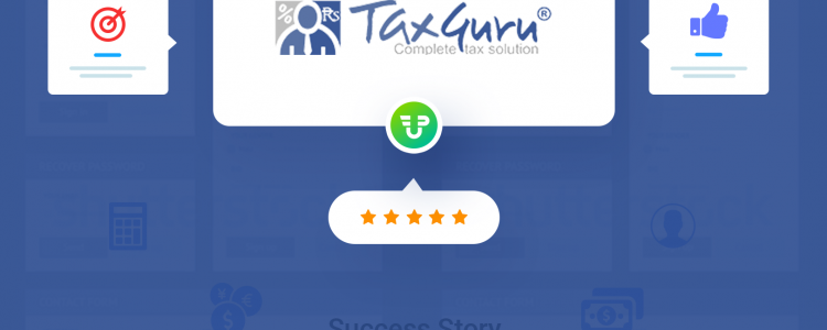 TaxGuru's Success Story Of Using WP User Frontend For User Registration