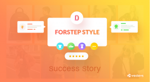 Dokan success story Forstep style