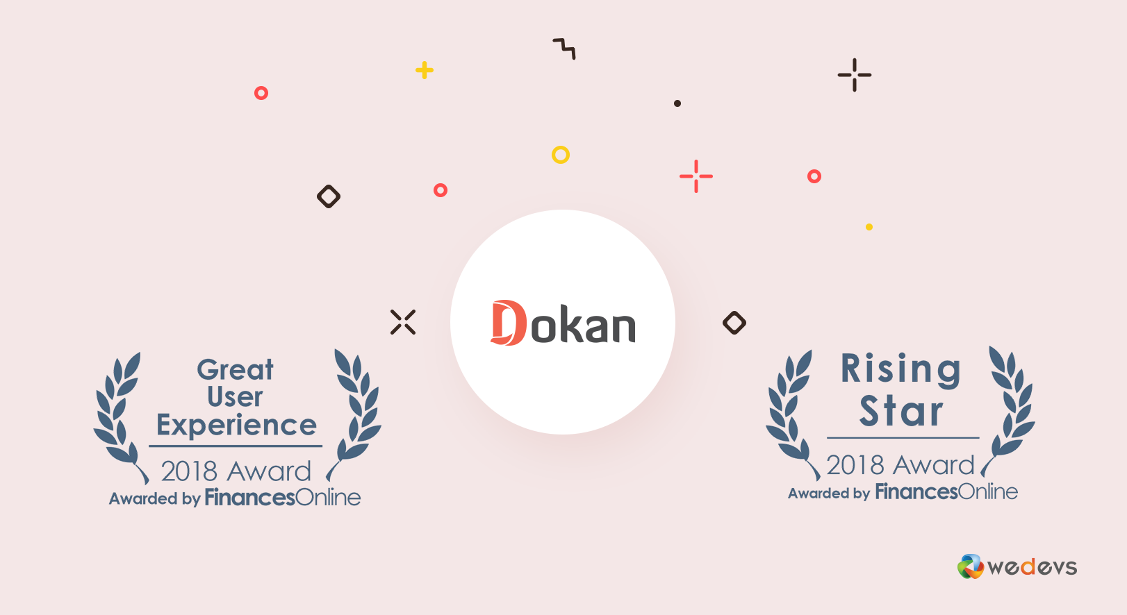 Dokan Nails Prestigious FinancesOnline Customer Satisfaction Award 2018