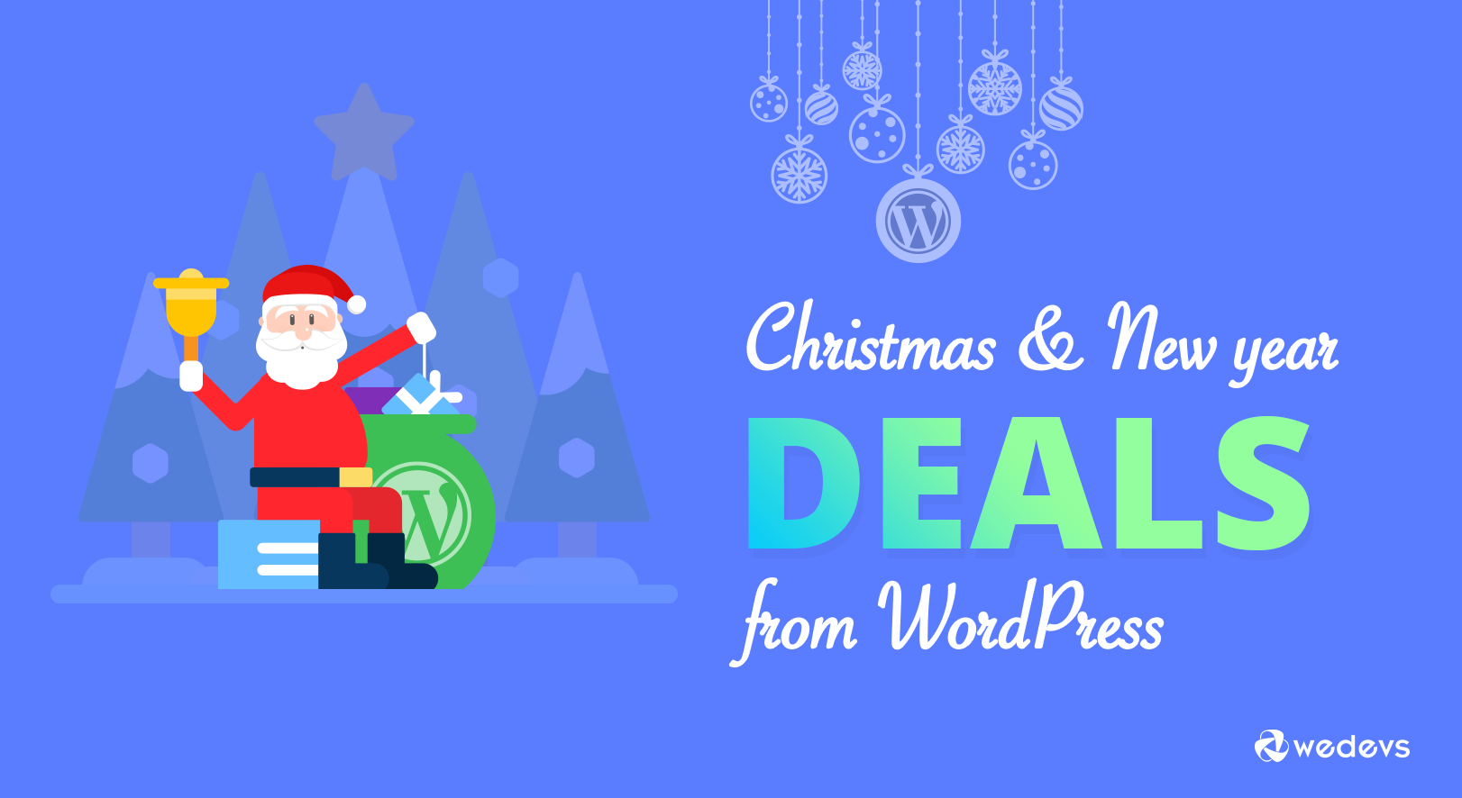 Best WordPress Theme, Plugin and Hosting Deals for Christmas Day and