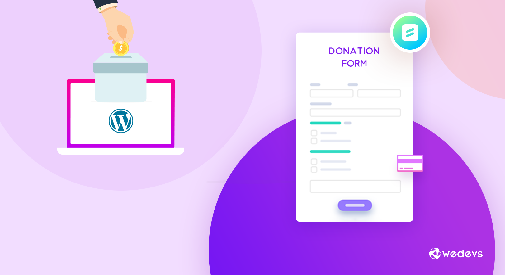Donation Form WordPress
