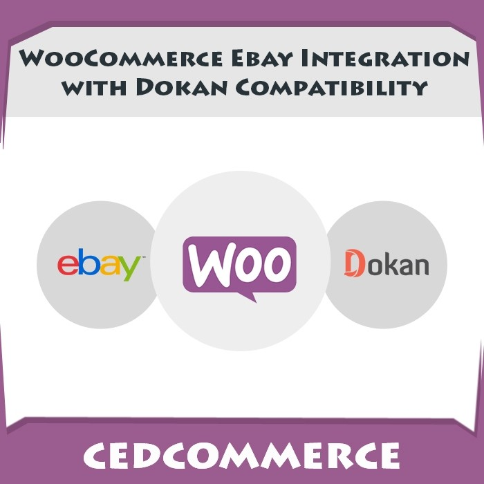 woocommerce-ebay-dokan intengration plugin