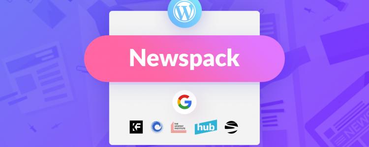 WordPress Partnering with Google to Develop a News Publishing Hub 'Newspack'