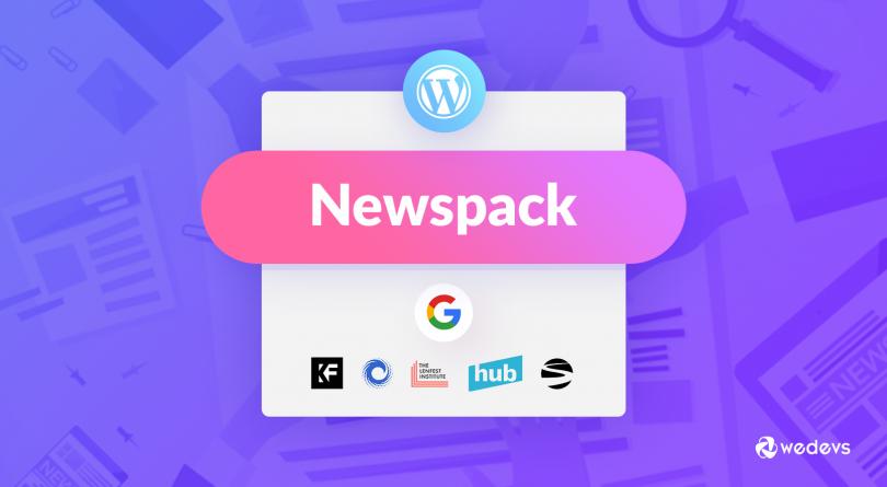 news publishing solution newspack