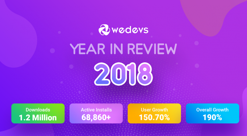 weDevs year in review