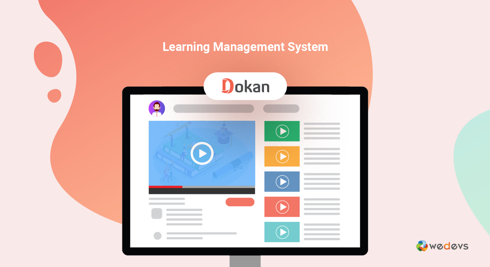Sell Digital Courses Online with Dokan & WooCommerce for Free