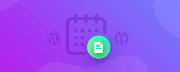 Recurring Task Scheduling in Your WordPress Site- The Easiest Way