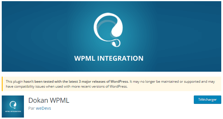 WPML integration- WooCommerce multilingual store