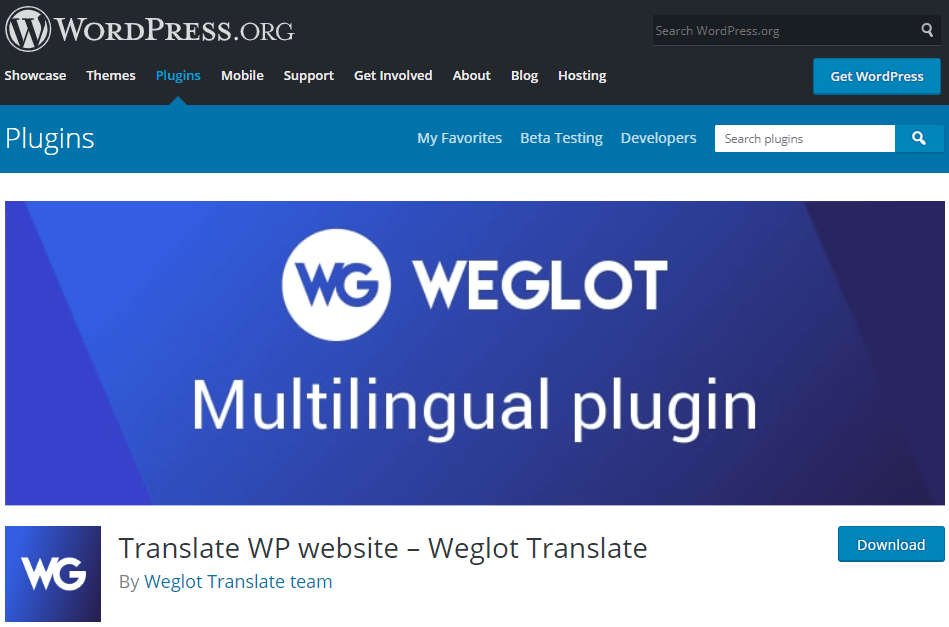 Weglot- WooCommerce multilingual marketplace