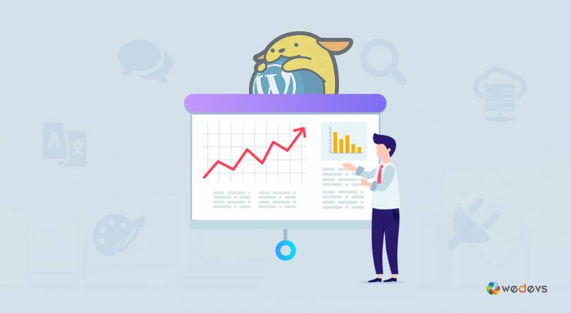 WordPress Stats & Facts weDevs