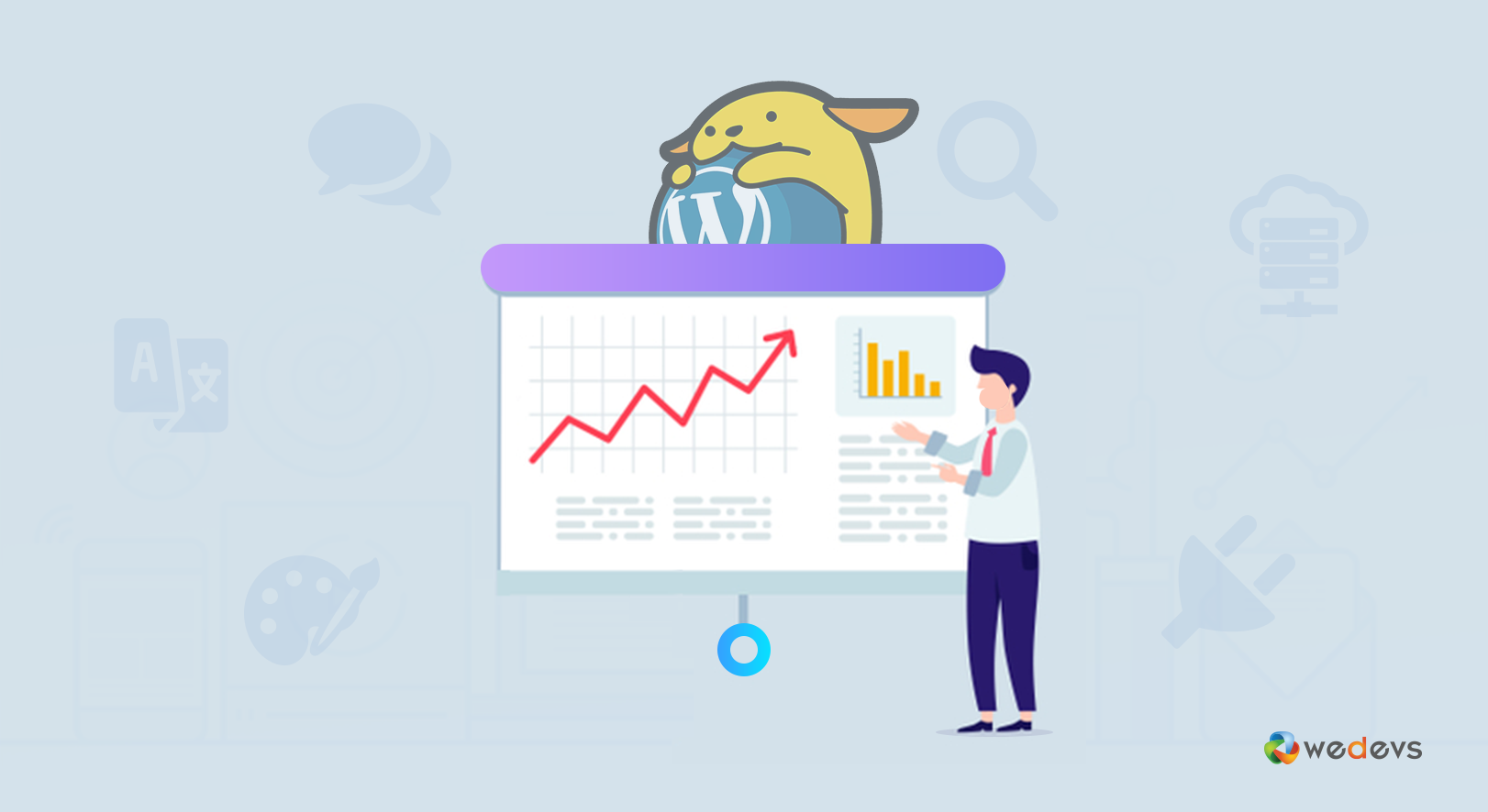 Most Marvelous 100+ WordPress Stats & Facts (2019)