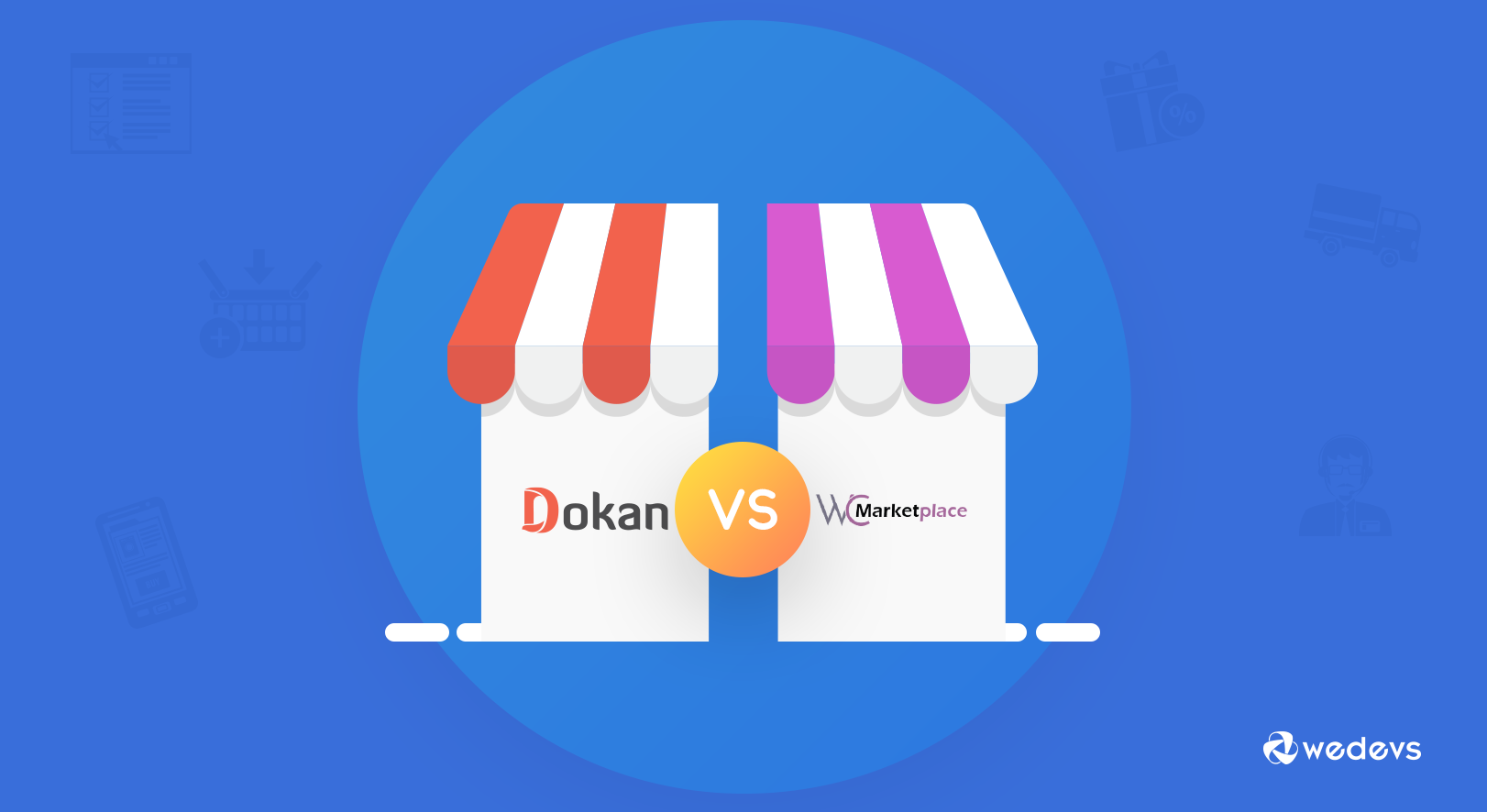 WC Marketplace vs Dokan: Which is the Best Multi Vendor Plugin for WooCommerce?