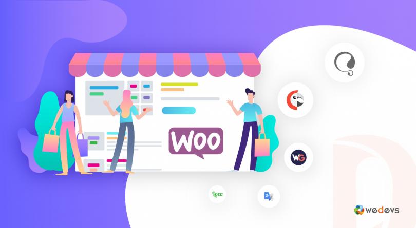 WooCommerce multilingual marketplace